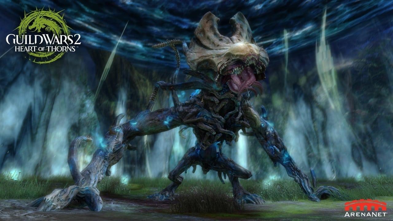 Guild Wars 2 Heart of Thorns screenshot 3