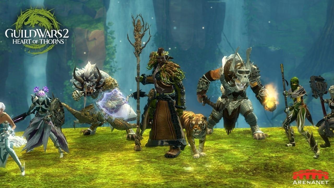 Guild Wars 2 Heart of Thorns screenshot 4