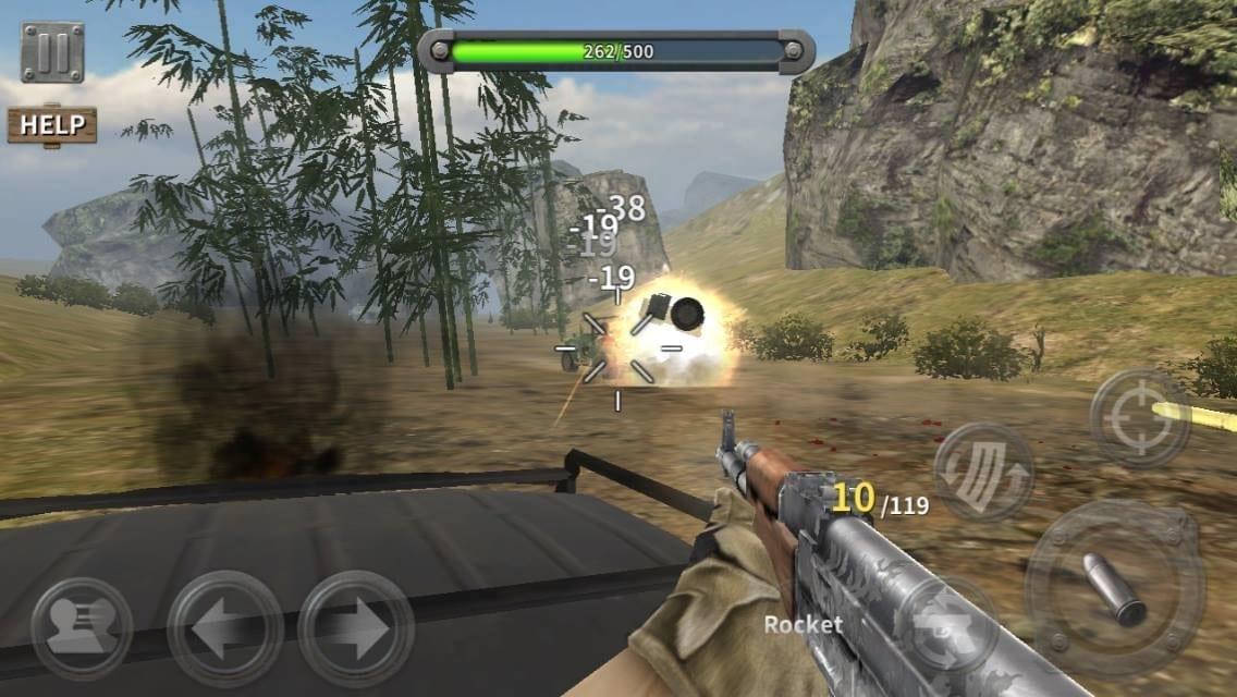 Gunpie Adventure screenshot 2