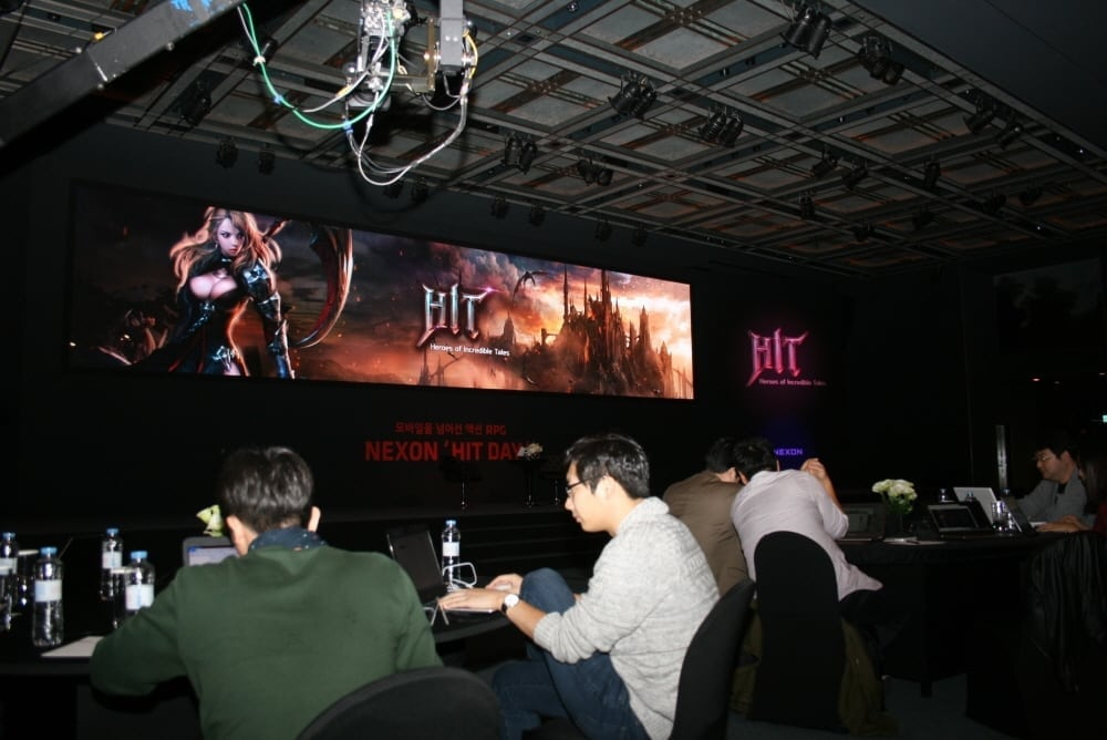 HIT media conference event