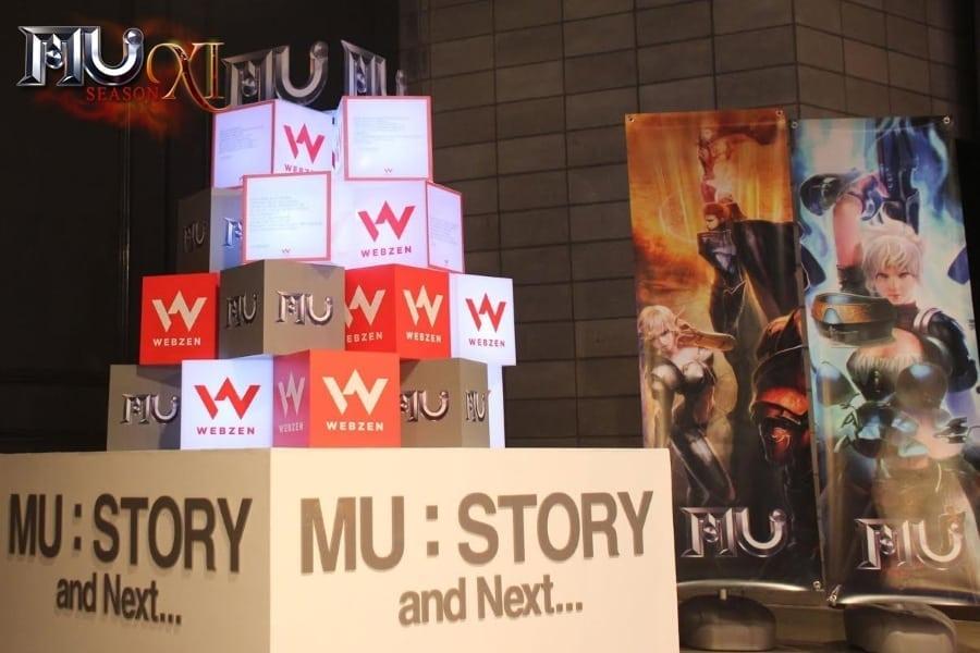 MU Online 14th anniversary press conference photo 1