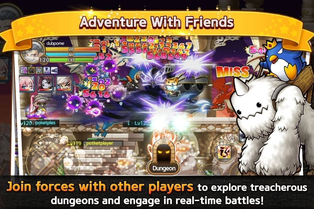 Pocket MapleStory image 4
