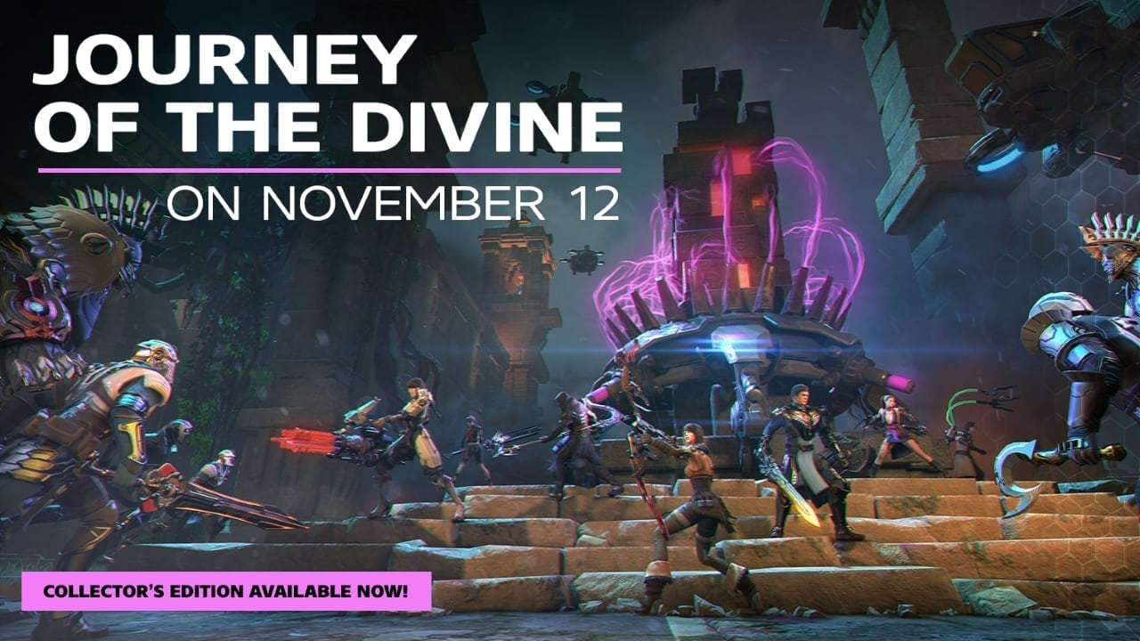 Skyforge - Journey of the Divine image