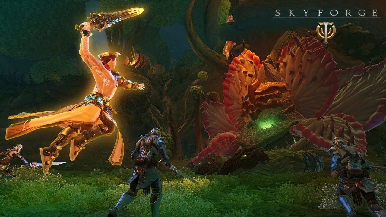 Skyforge - Journey of the Divine screenshot 1