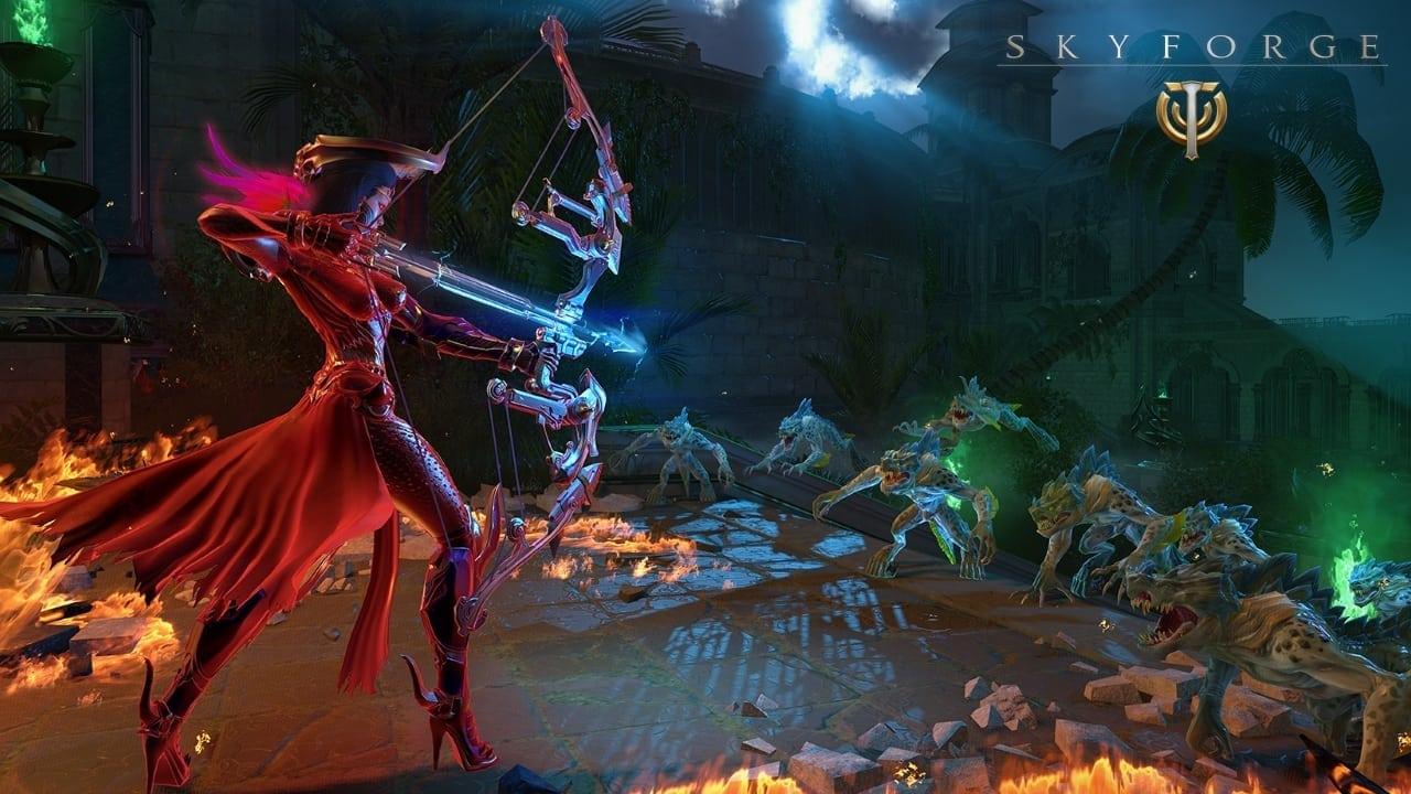 Skyforge - Journey of the Divine screenshot 2