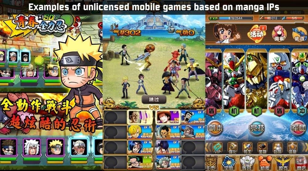 Top 12 Naruto Online Mobile English - Gorgeous Tiny