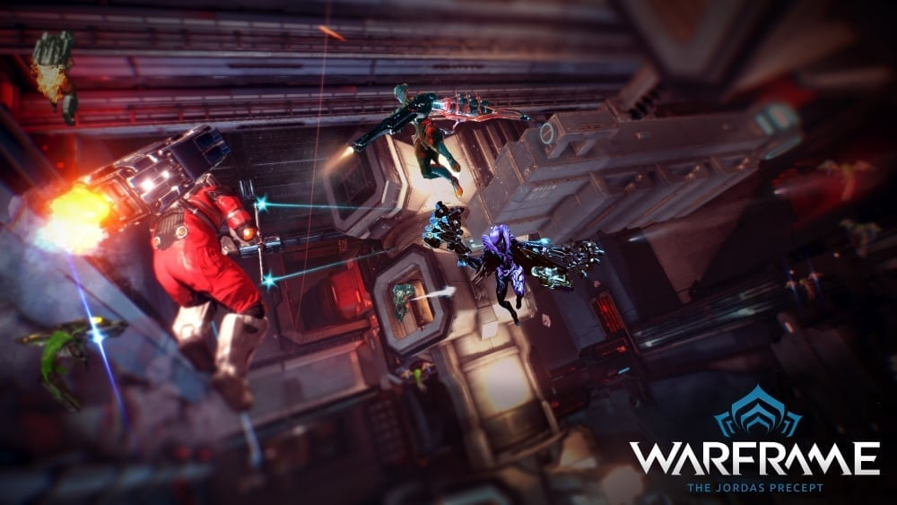 Warframe - Archwing Defense