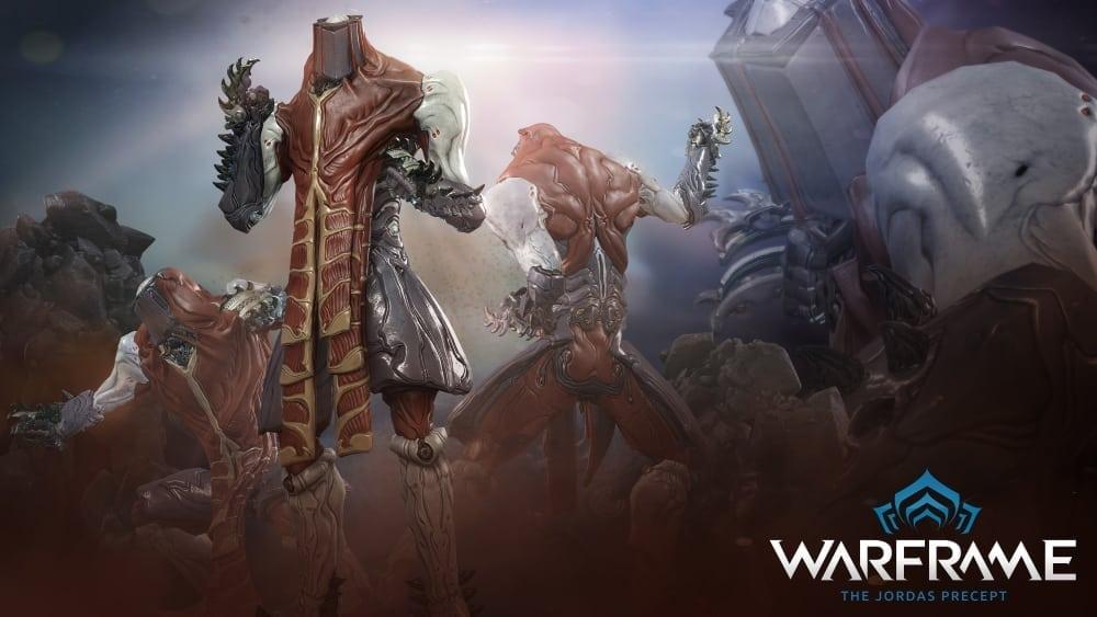 Warframe - Atlas