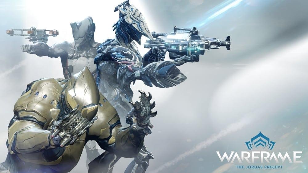 Warframe - New weapons