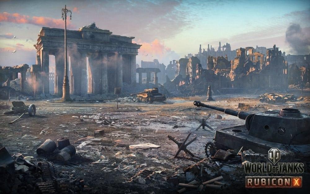 World of Tanks - Berlin artwork