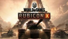 World of Tanks Rubicon X