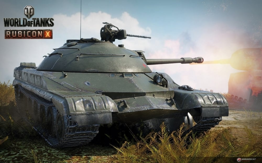 World of Tanks - T22 sr screenshot 1