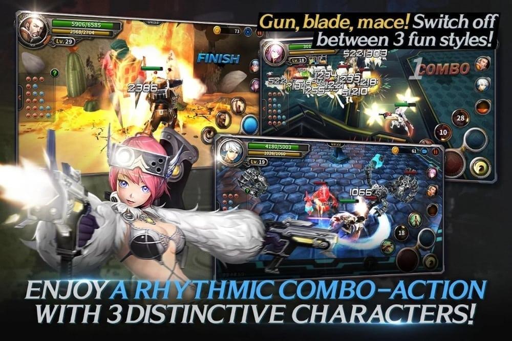 Blade Waltz image 1