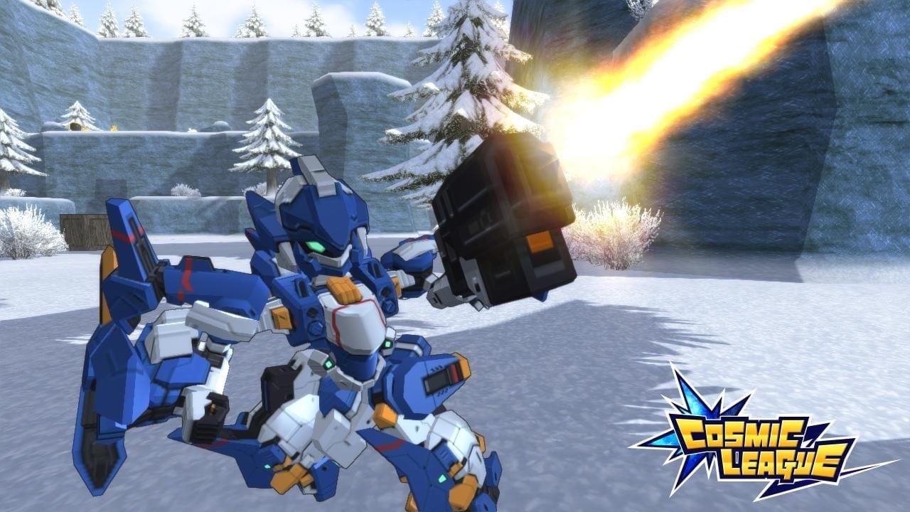 Cosmic League screenshot 1