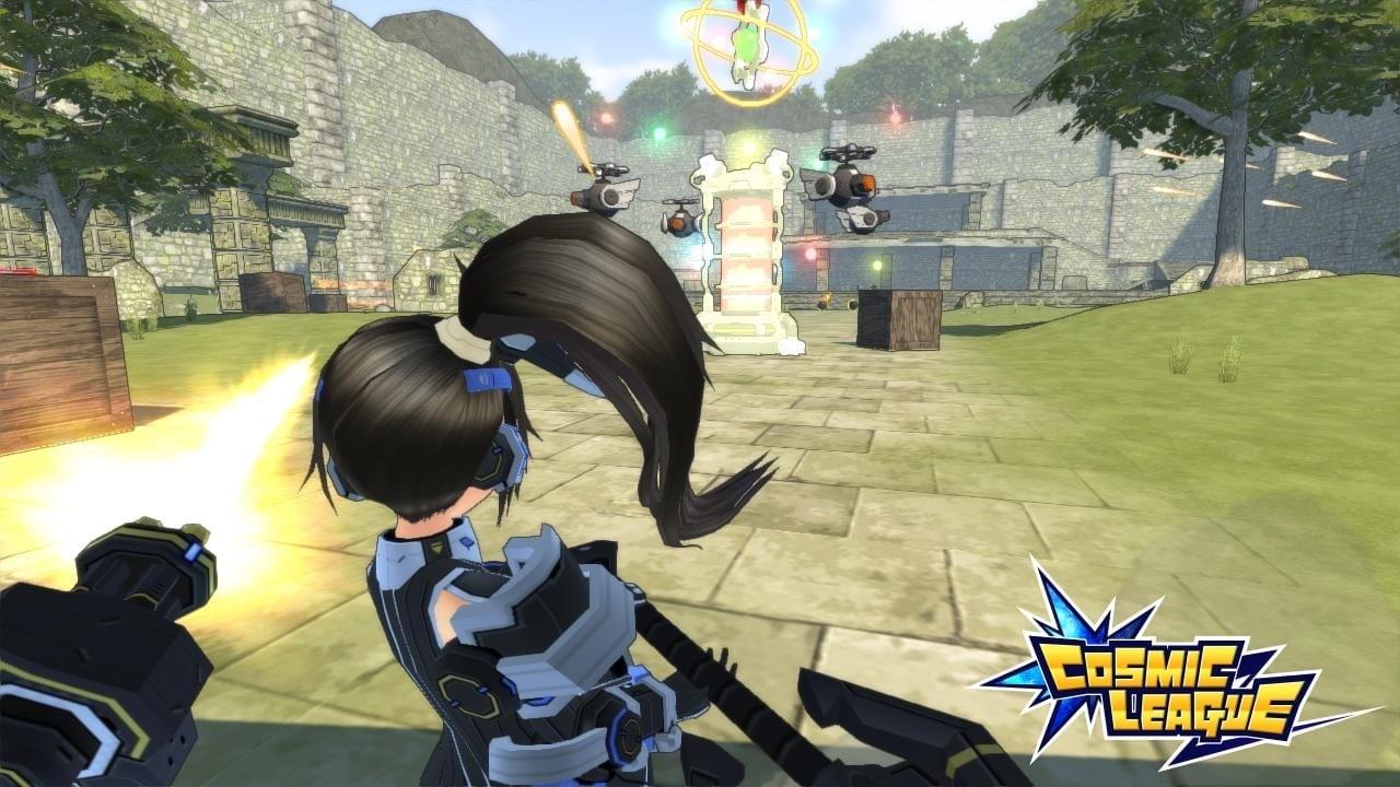 Cosmic League screenshot 2