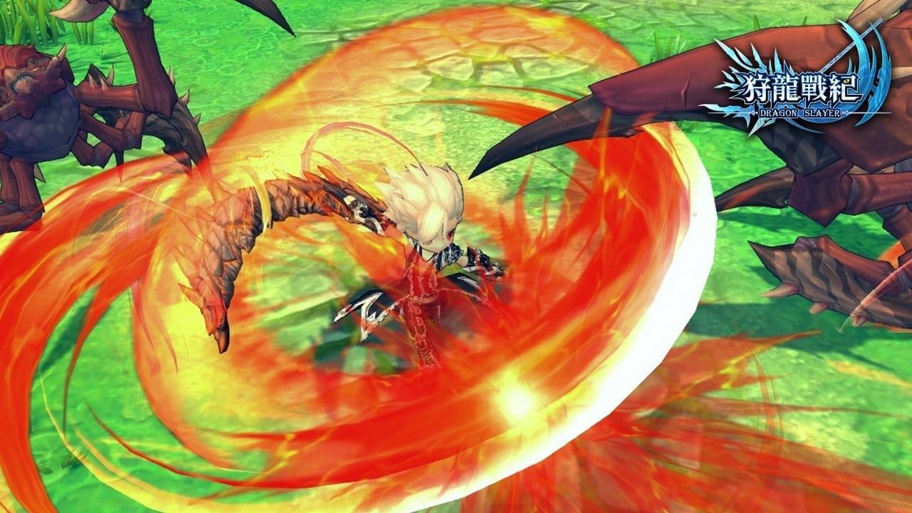 Dragon Slayer - Hunter