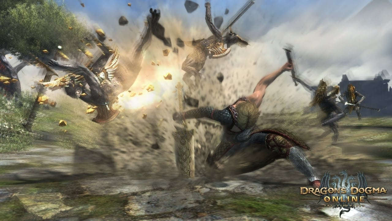 Dragon's Dogma Online - Warrior screenshot 3