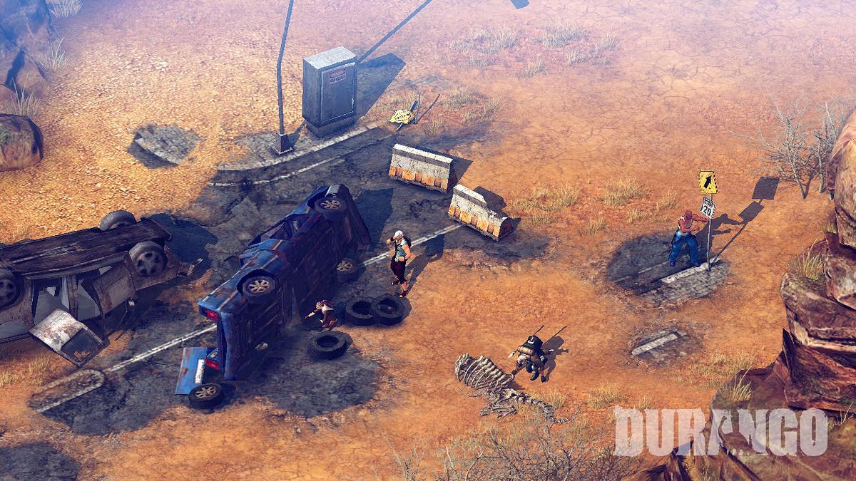 Durango screenshot 4