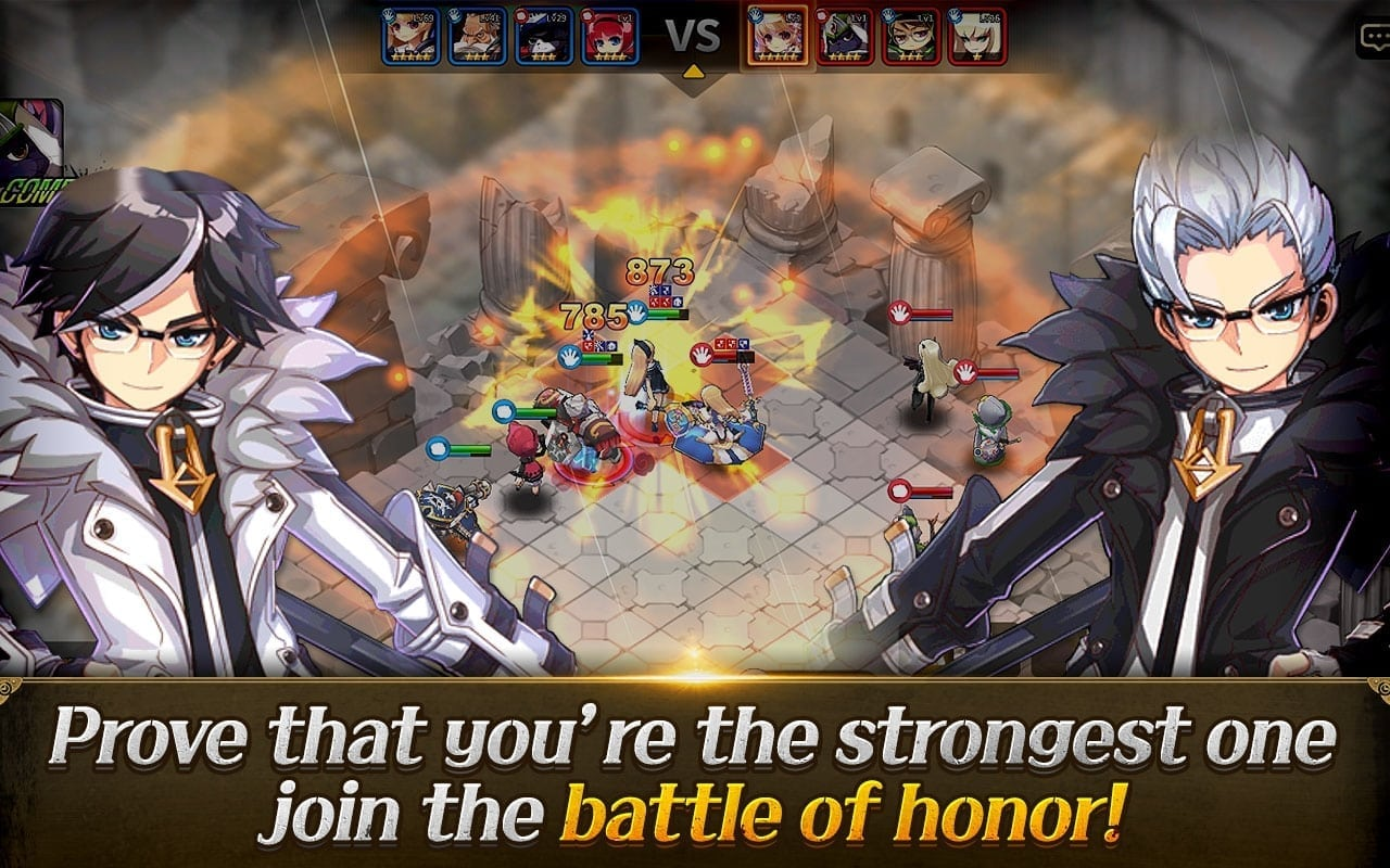 Fantasy War tactics image 2