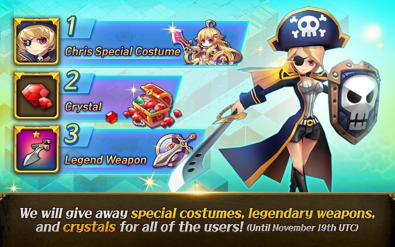 Fantasy War tactics launch events