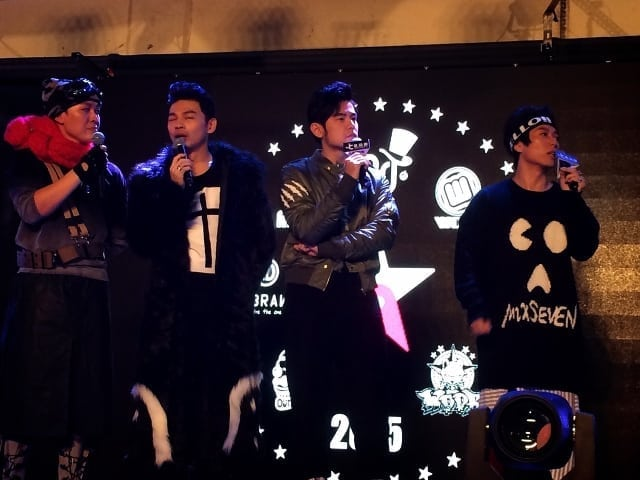 Jay Chou MRJ event photo 2