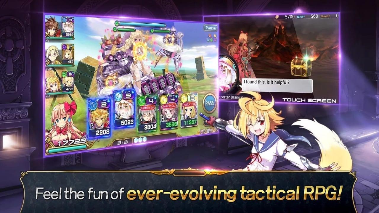 Kai-ri-sei Million Arthur image 1