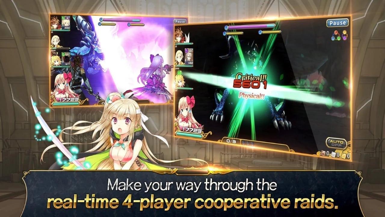 Kai-ri-sei Million Arthur image 2