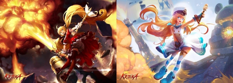 Kritika - Nobleria artwork