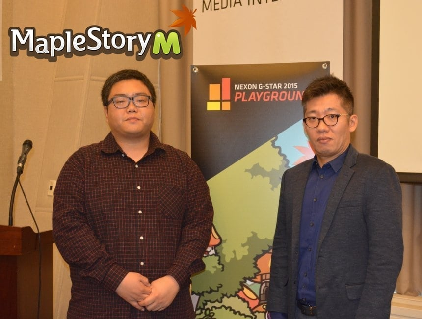 MapleStory M team