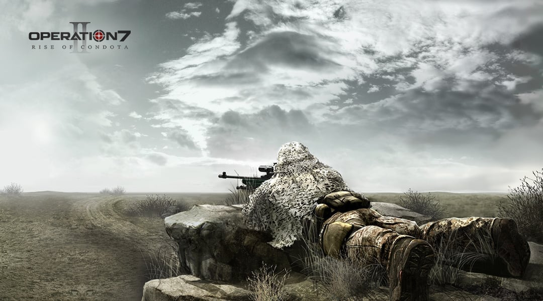 Operation7 II screenshot
