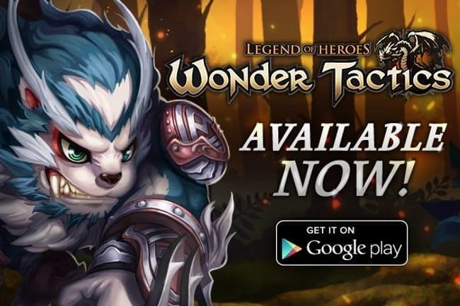 Wonder Tactics - Available now on Google Play