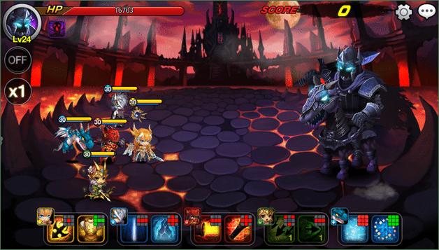 Wonder Tactics screenshot 1