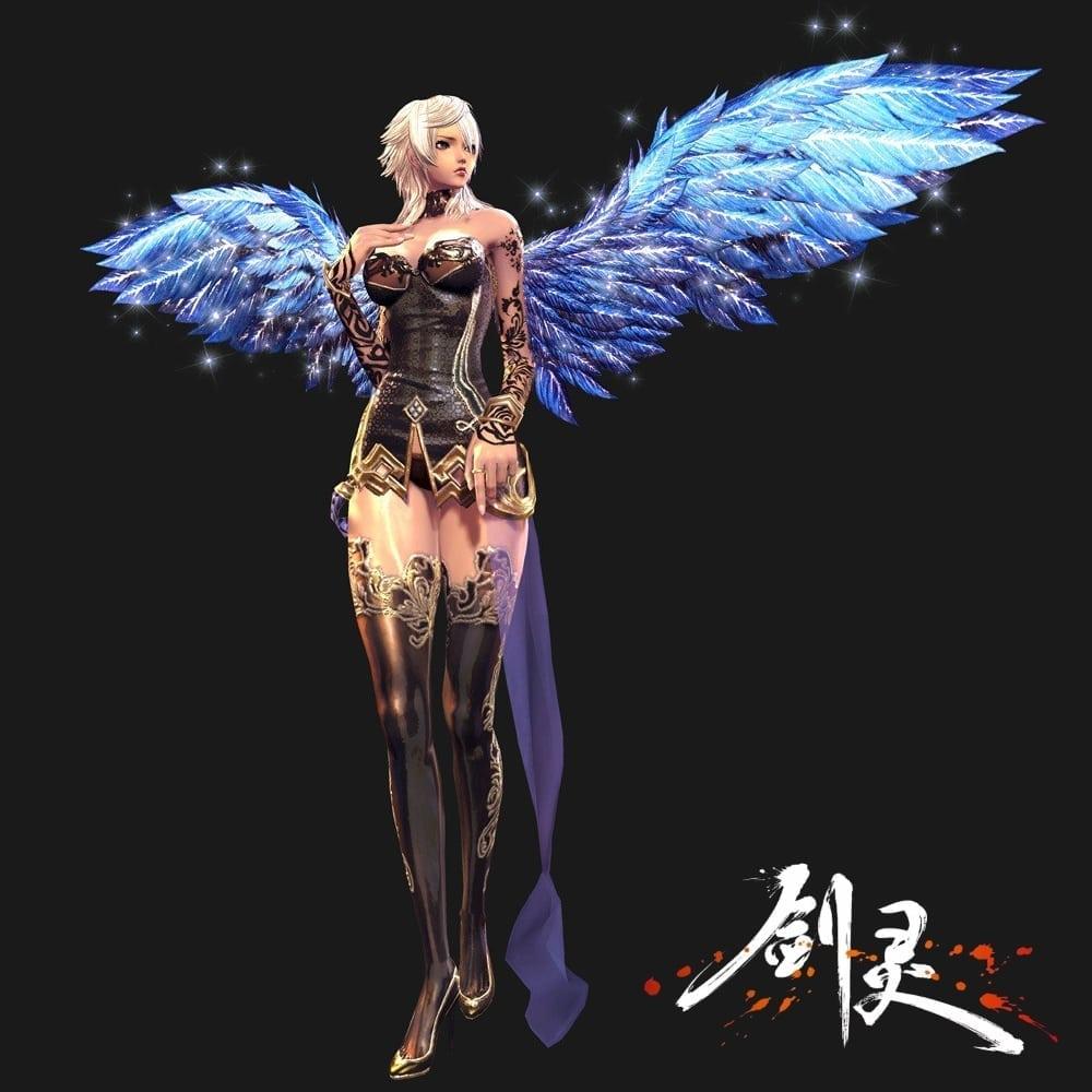 Blade & Soul - Wings screenshot 3