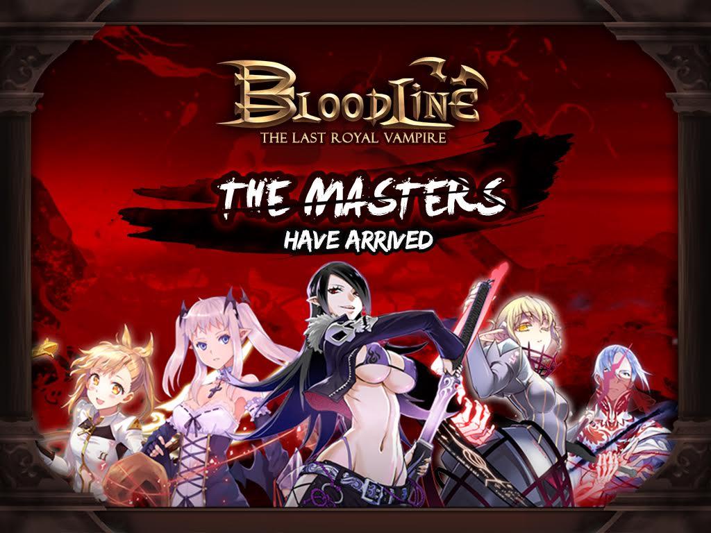 Bloodline job change