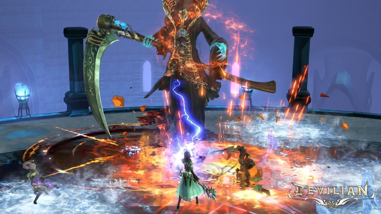 Devilian screenshot 2