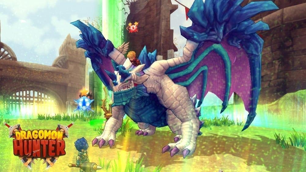 Dragomon Hunter - New mount 1