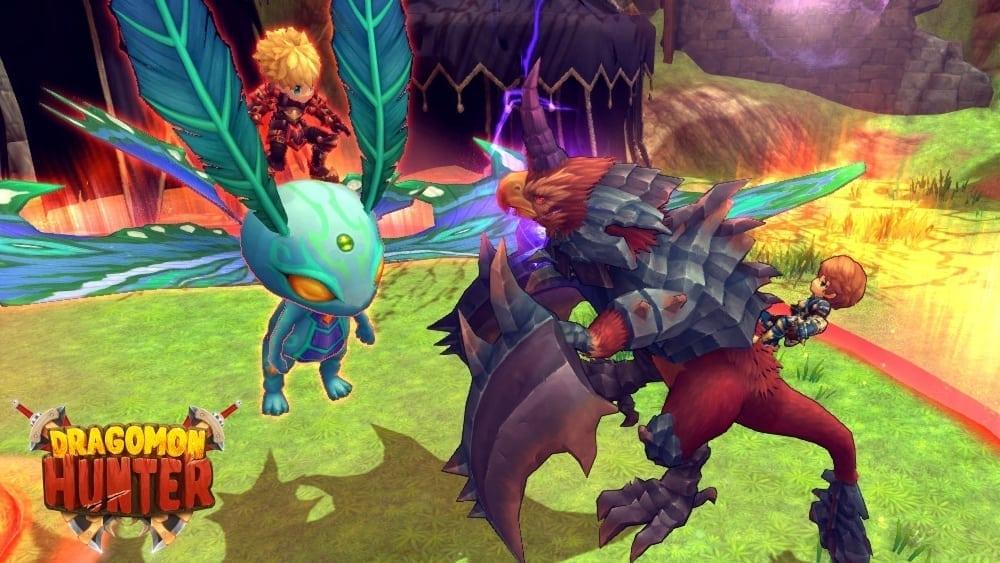 Dragomon Hunter - PVP update 2
