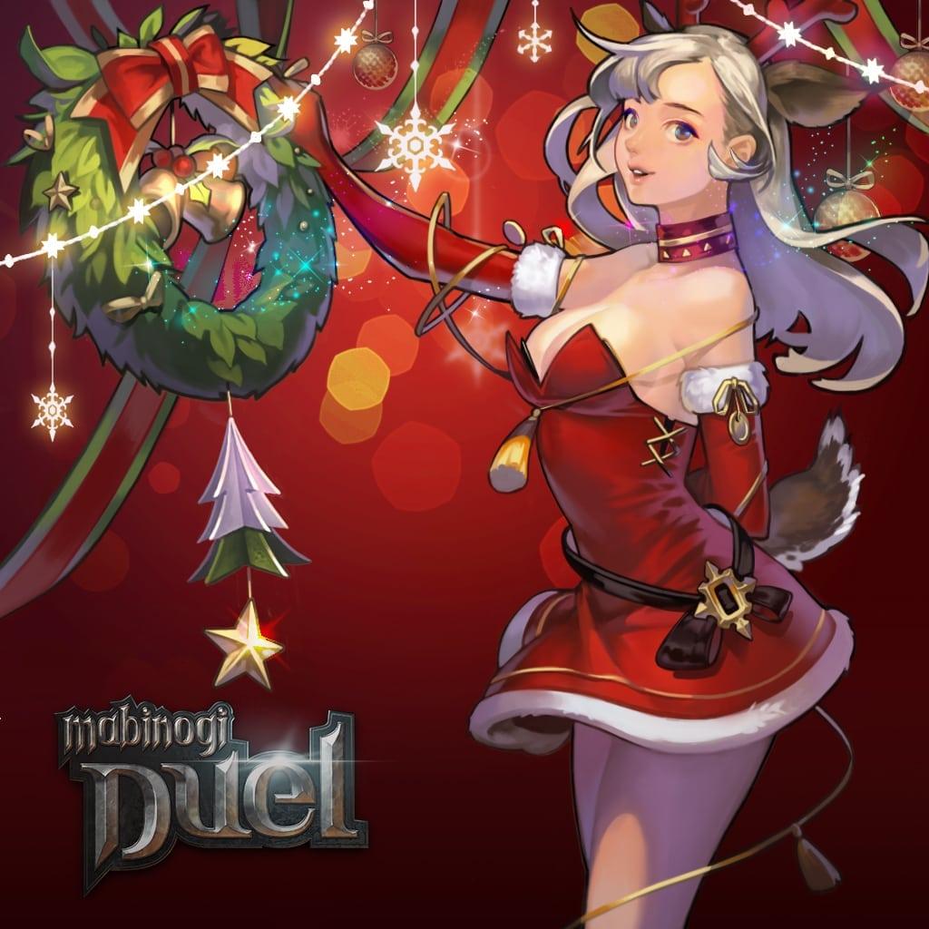Mabinogi Duel - Christmas Sera image