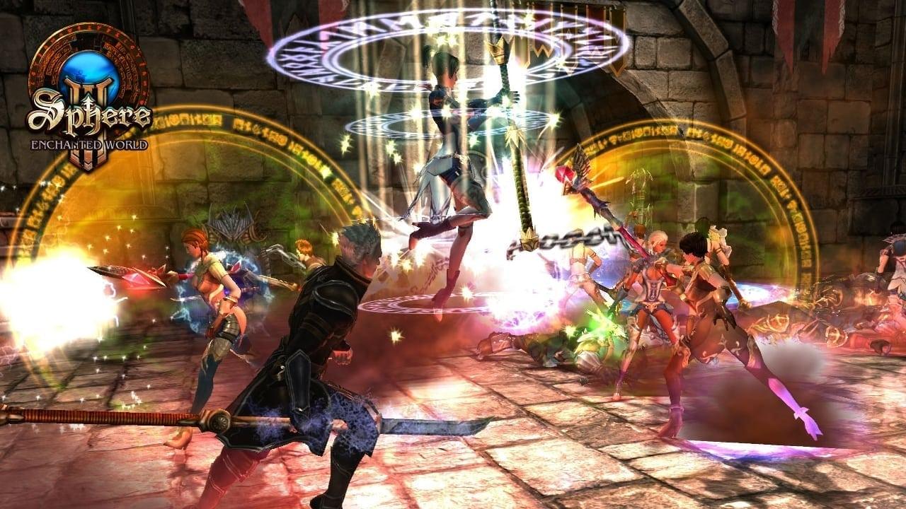 Sphere 3 Enchanted World screenshot 1