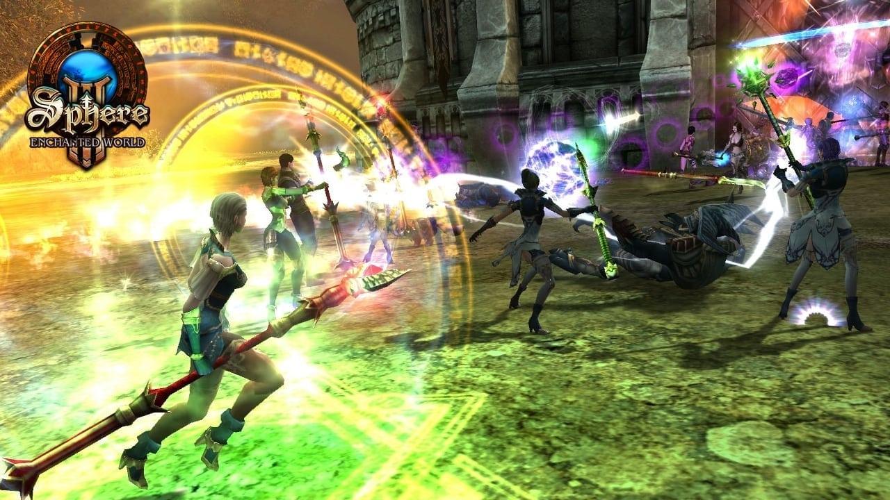 Sphere 3 Enchanted World screenshot 2