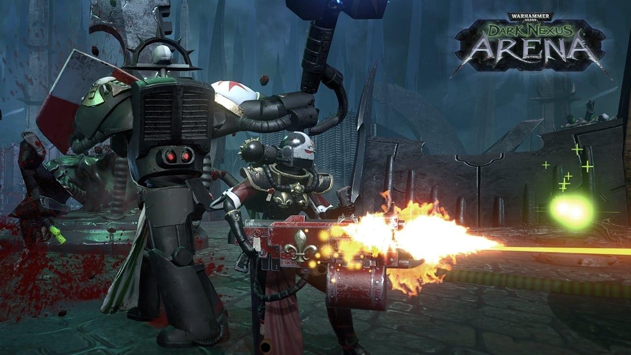 Warhammer Dark Nexus Arena screenshot 1