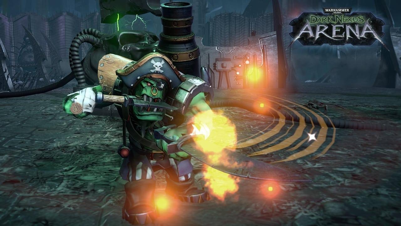 Warhammer Dark Nexus Arena screenshot 2