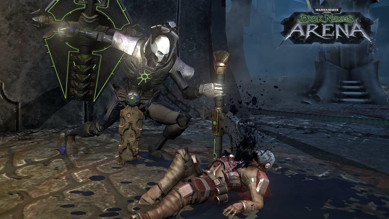 Warhammer Dark Nexus Arena screenshot 3