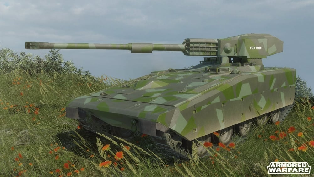 Armored Warfare - Camouflage screenshot 2