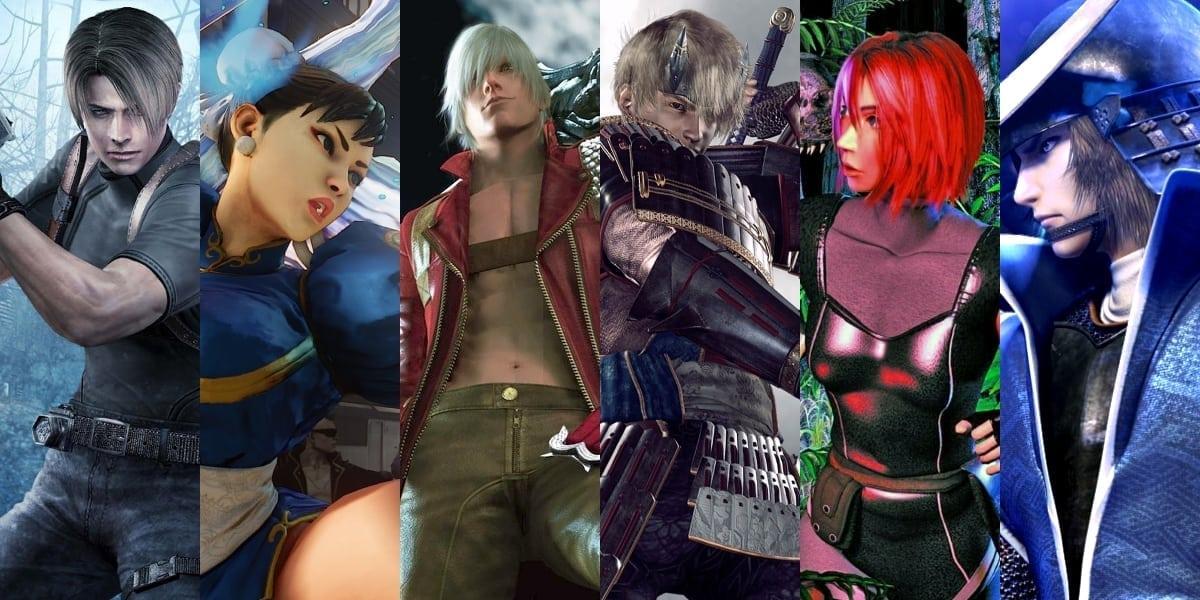 Capcom IPs