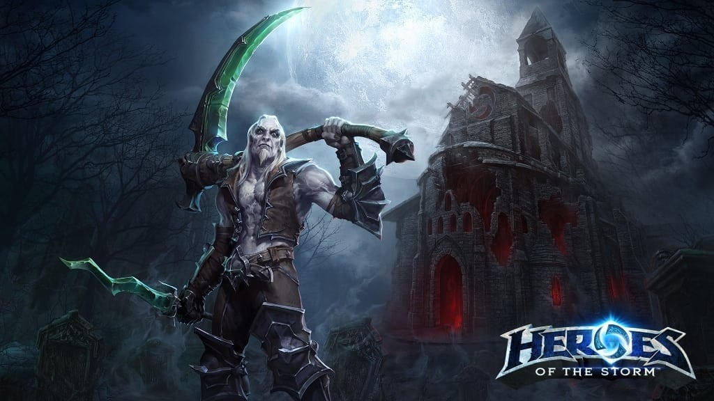 Heroes of the Storm - Necromancer