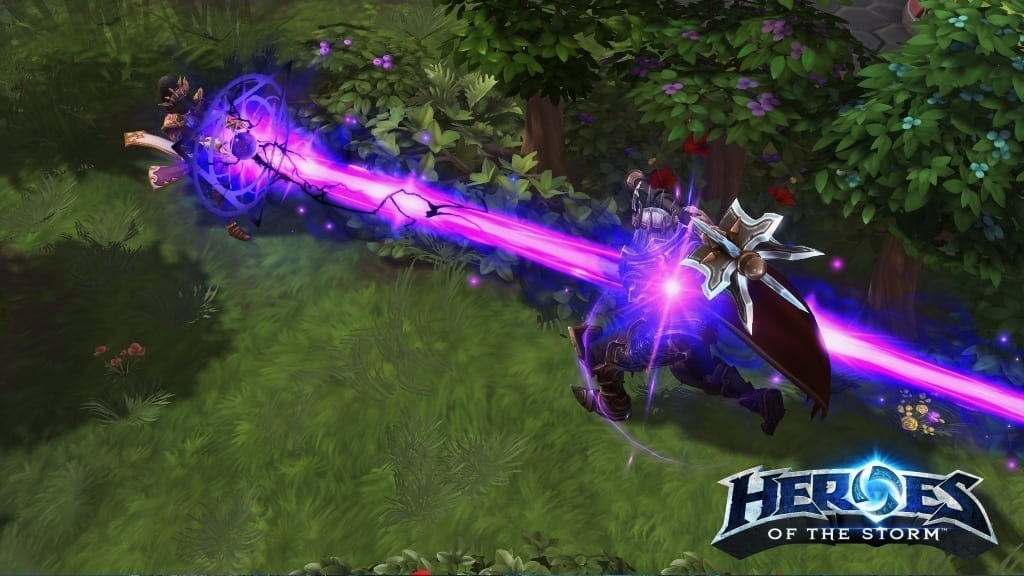 Heroes of the Storm - Wizard screenshot 1