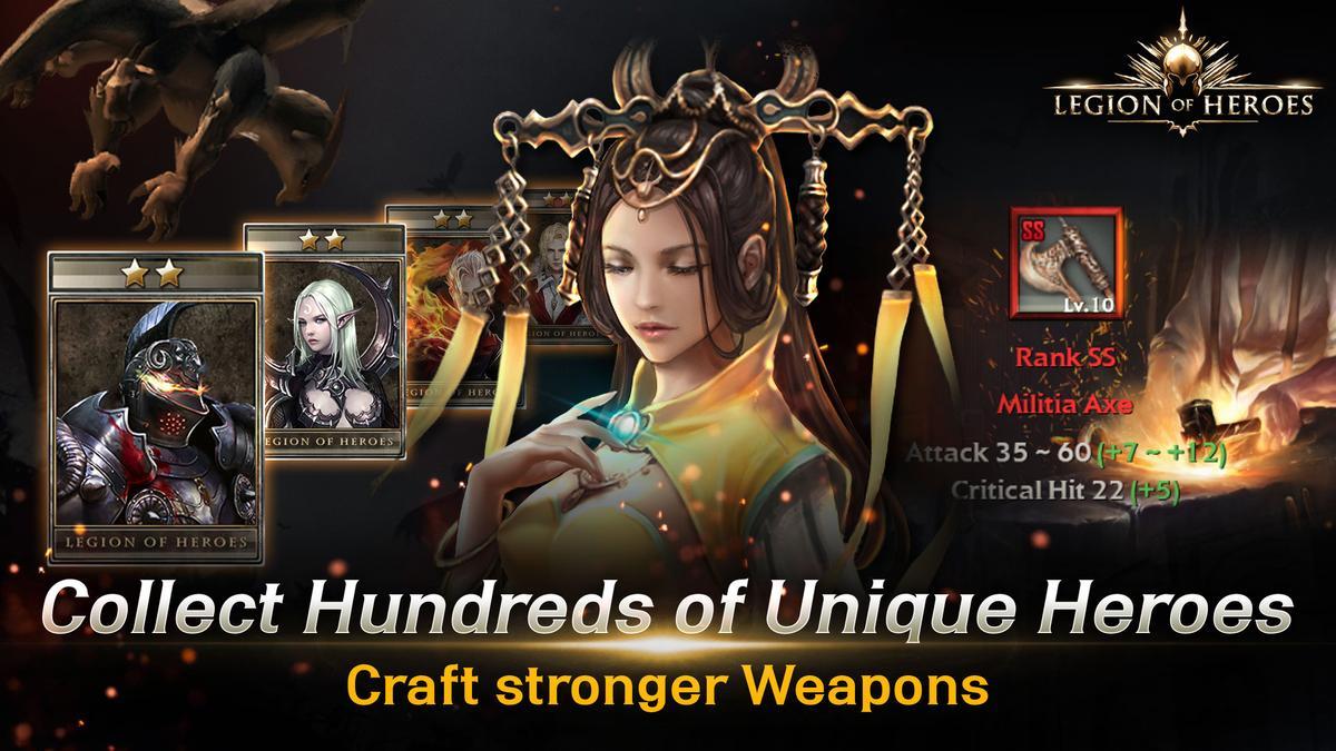 Legion of Heroes image 1