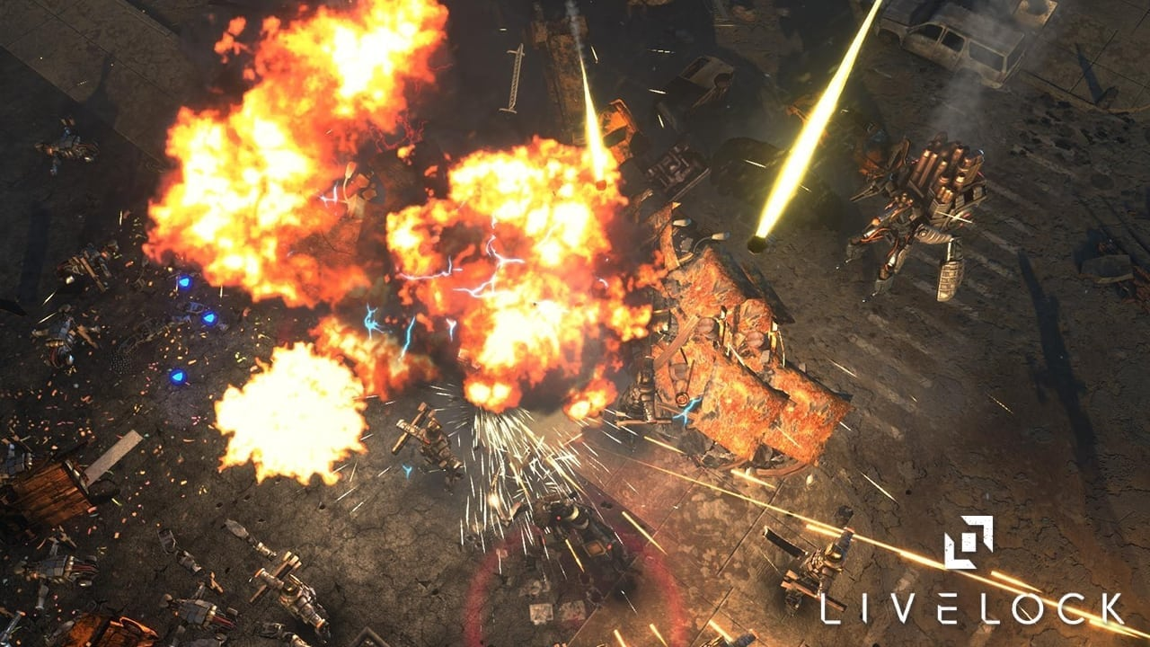 Livelock screenshot 3