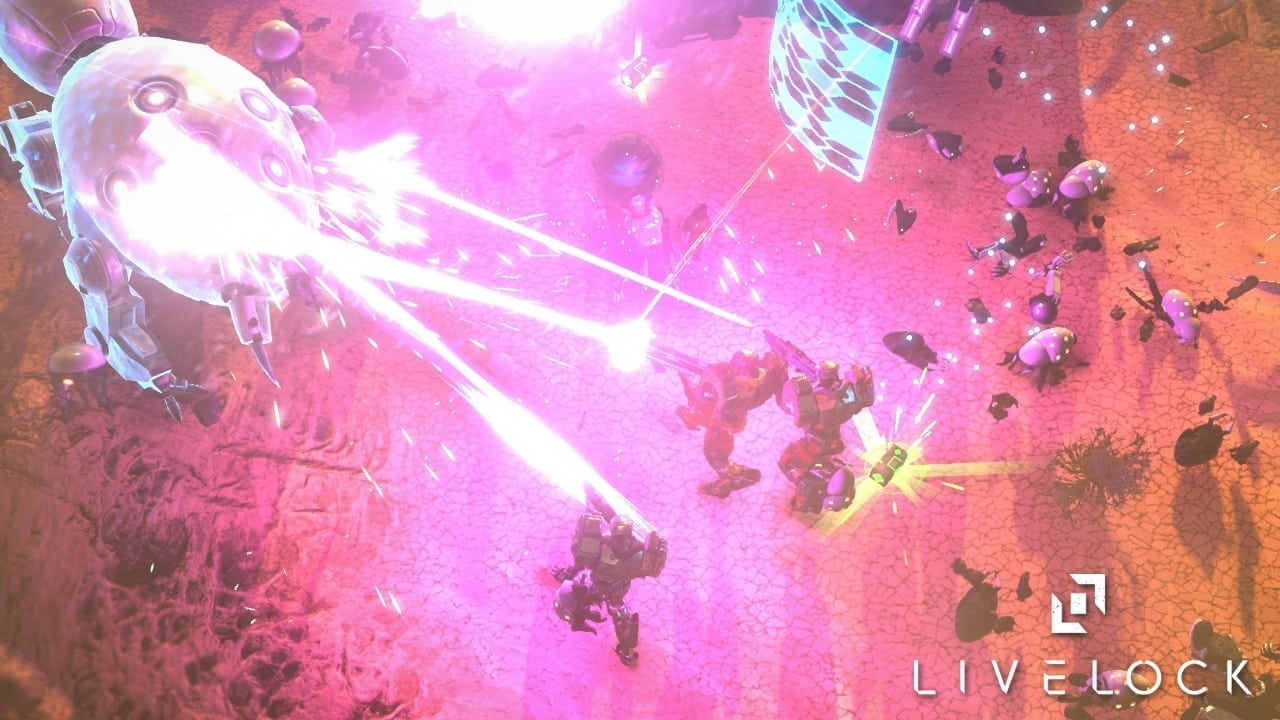 Livelock screenshot 4